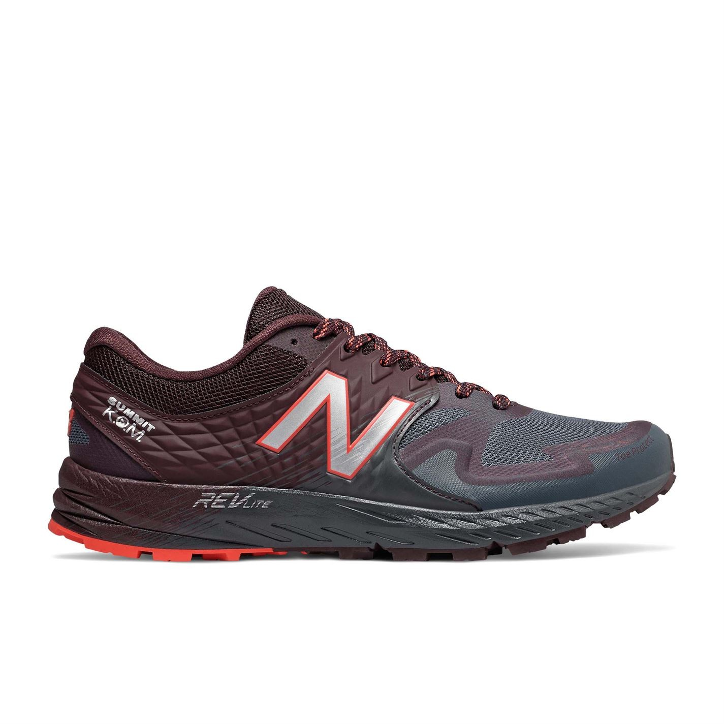 Zapatillas de Trail New Balance Summit KOM Marrón Gris OI19