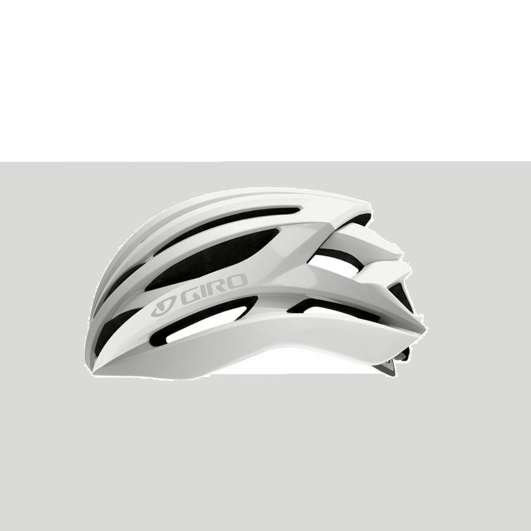 Casco Giro Syntax Blanco Plata