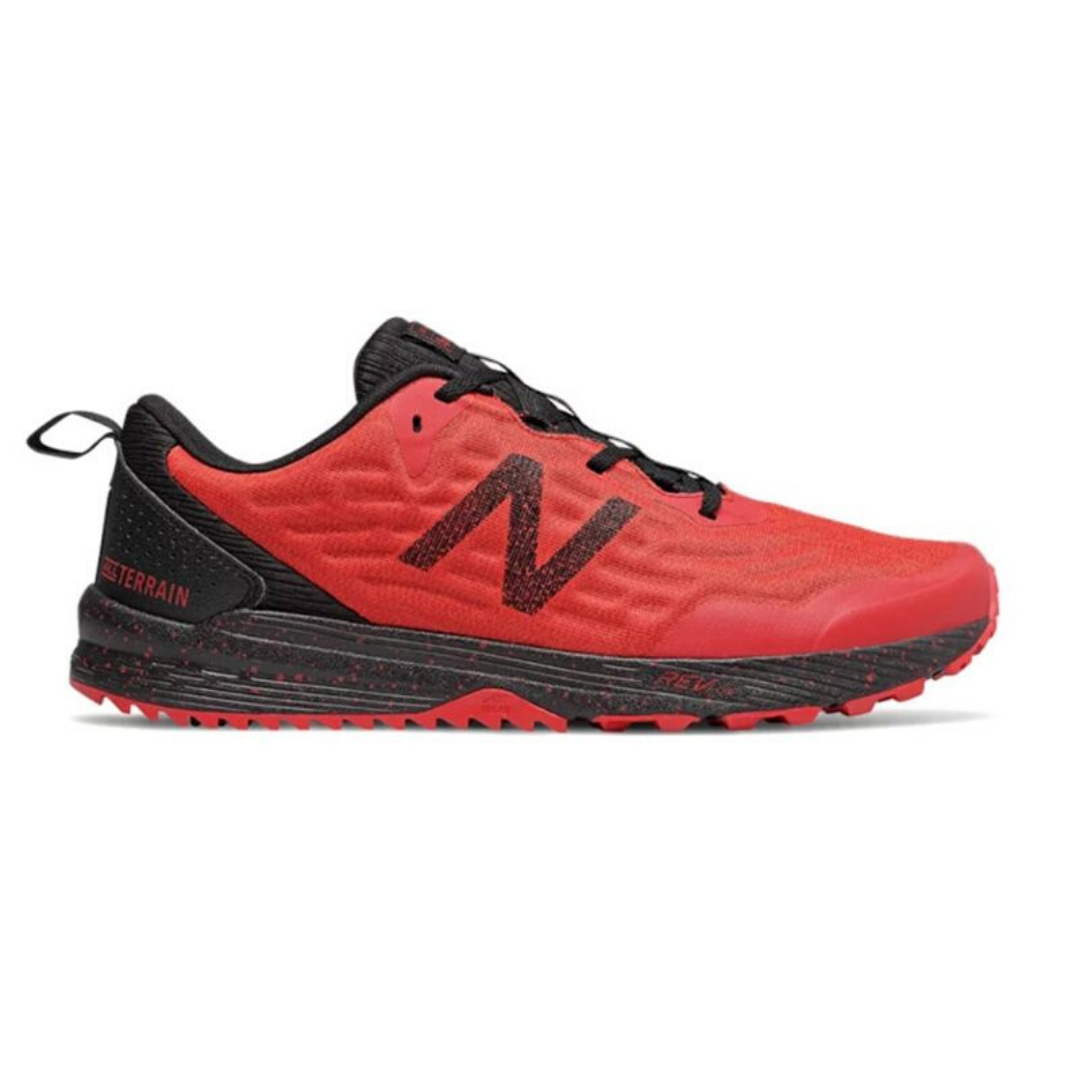 Zapatillas Trail New Balance Nitrel v3 Rojo Negro Hombre PV20