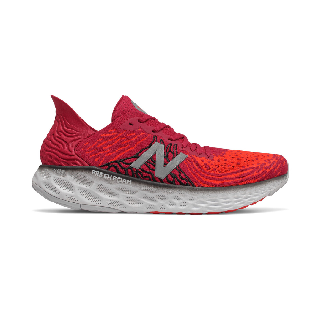 New Balance Fresh Foam 1080 V10 Red Orange Men's Shoes