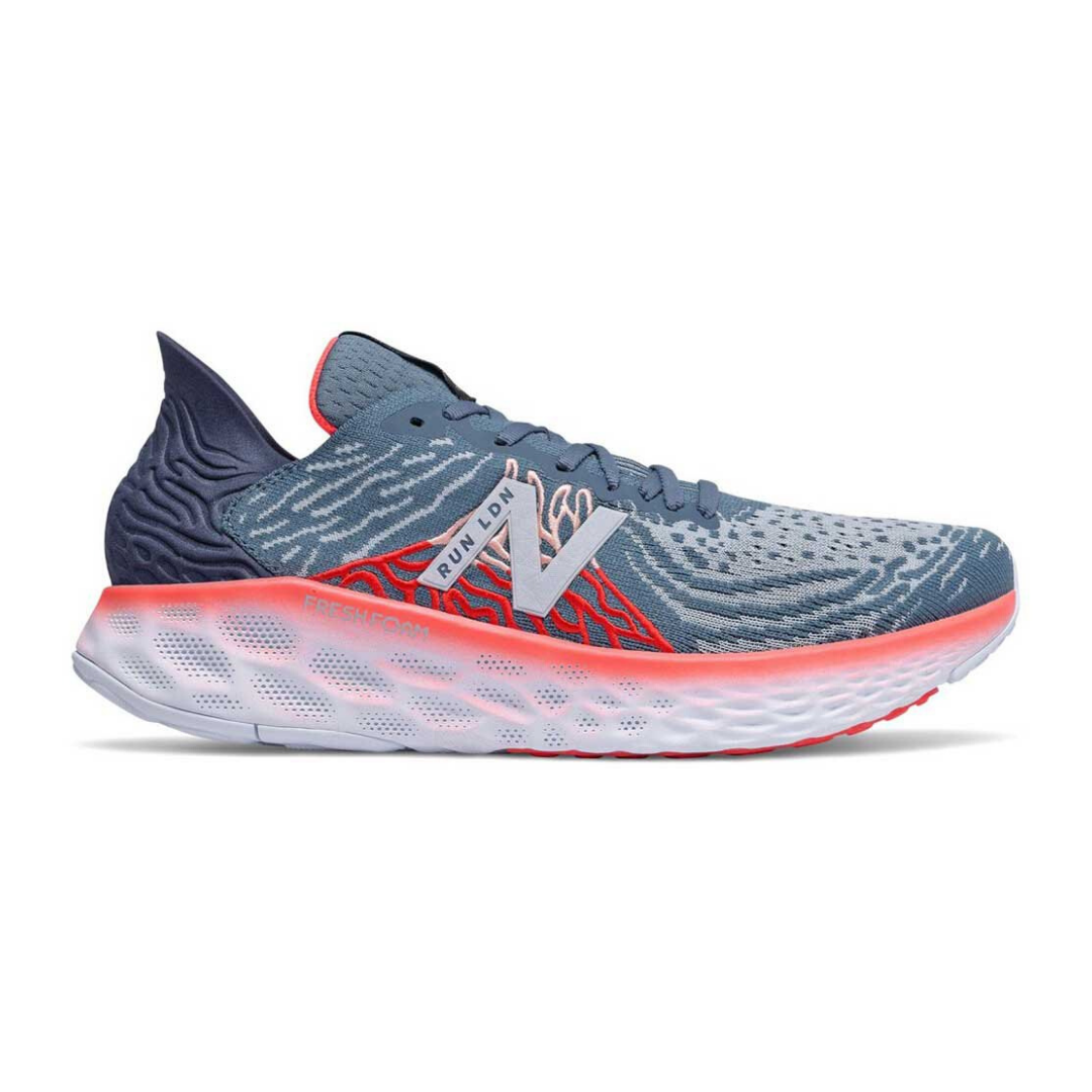 Supervivencia brumoso Girar en descubierto  New Balance 1080 v10 London Marathon Shoes Gray PV20