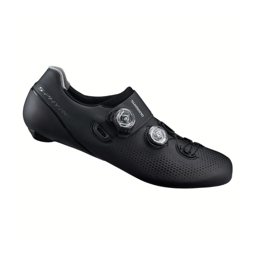 Zapatillas Shimano RC9 SPHYRE Road Negro