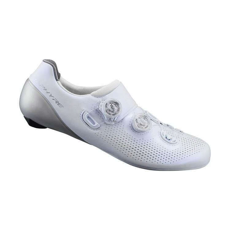 Zapatillas Shimano RC9 SPHYRE Road Blanco