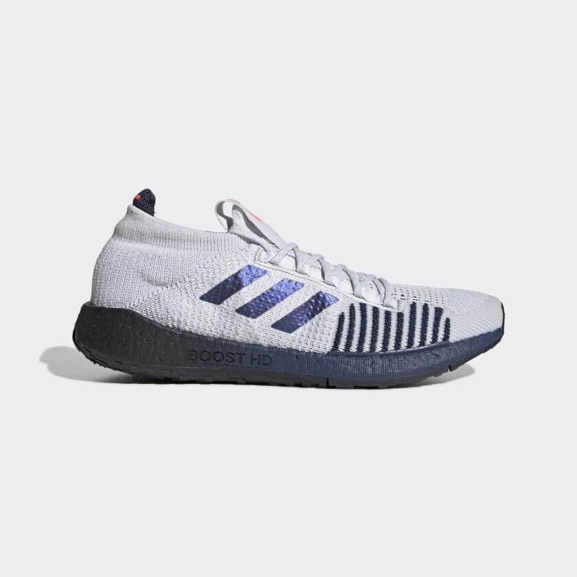 vacío Corea banco  Zapatillas Adidas PulseBOOST HD Blanco Morado