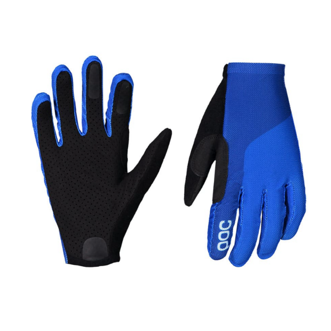 Guantes POC Essential Mesh Azul Negro