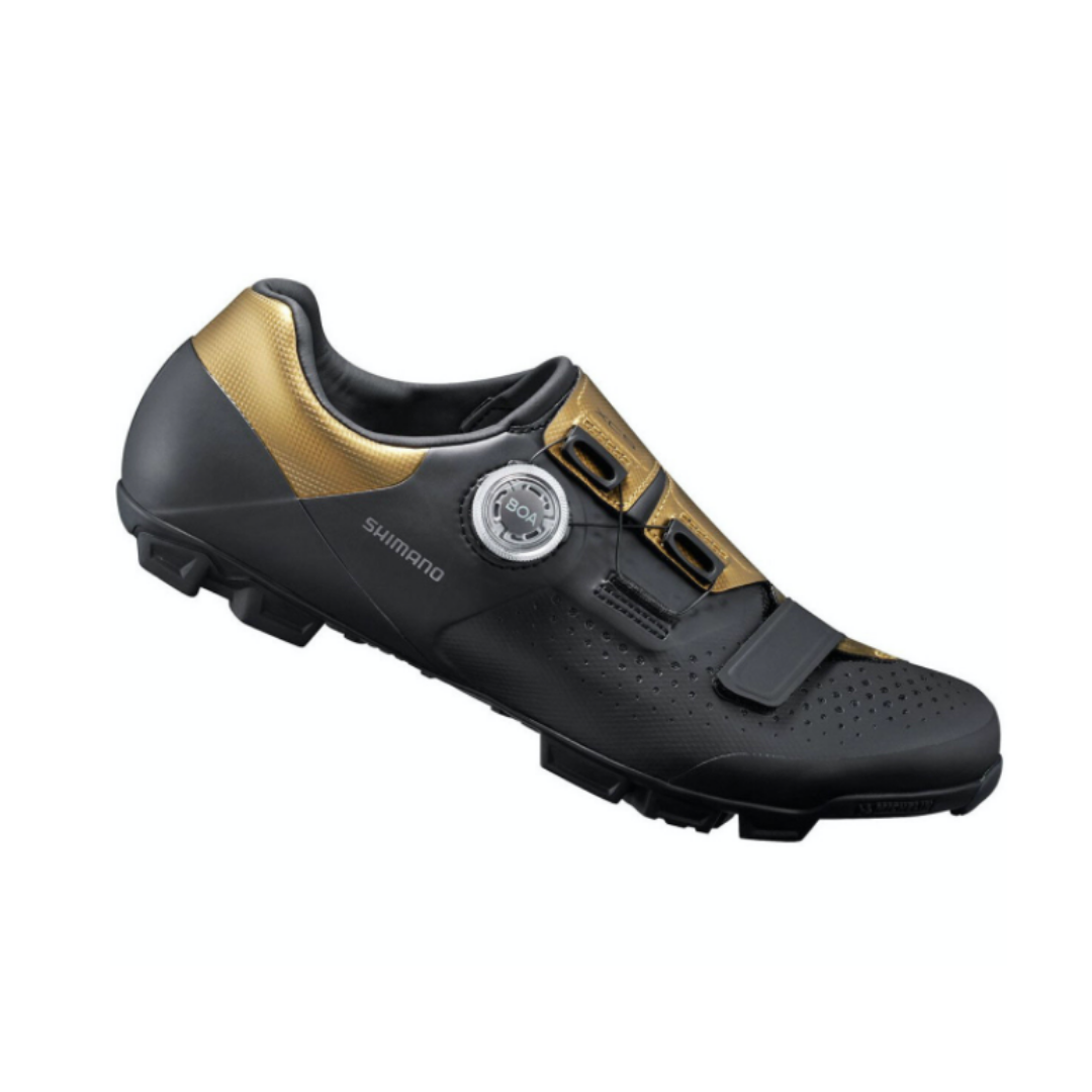 Zapatillas Shimano XC501 Limited Negro Oro